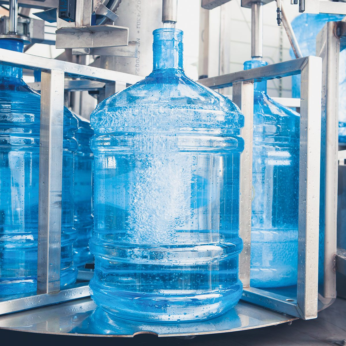 Bottled Water - Fileder Filter Systems