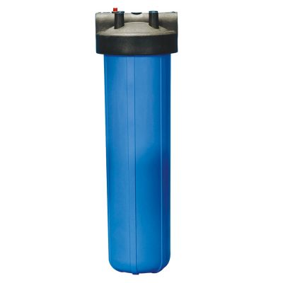 Pentair 10″ / 20″ Big Blue Plastic Housings - Fileder Filter Systems