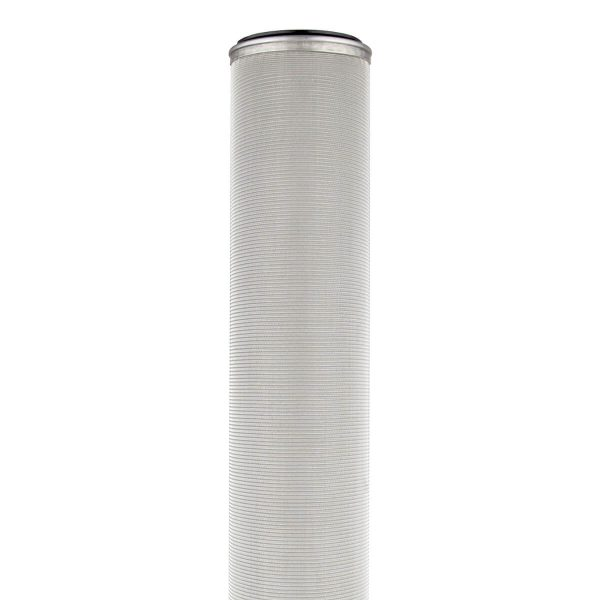 SPECTRUM Inox Economic Stainless Steel Cylindrical Cartridge - Fileder Filter Systems
