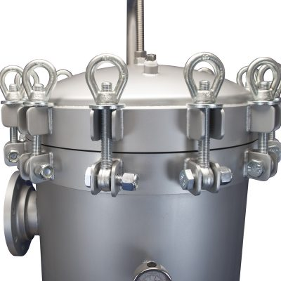 SPECTRUM Inox Multi-Round Stainless Steel Bag Housings - Fileder Filter Systems