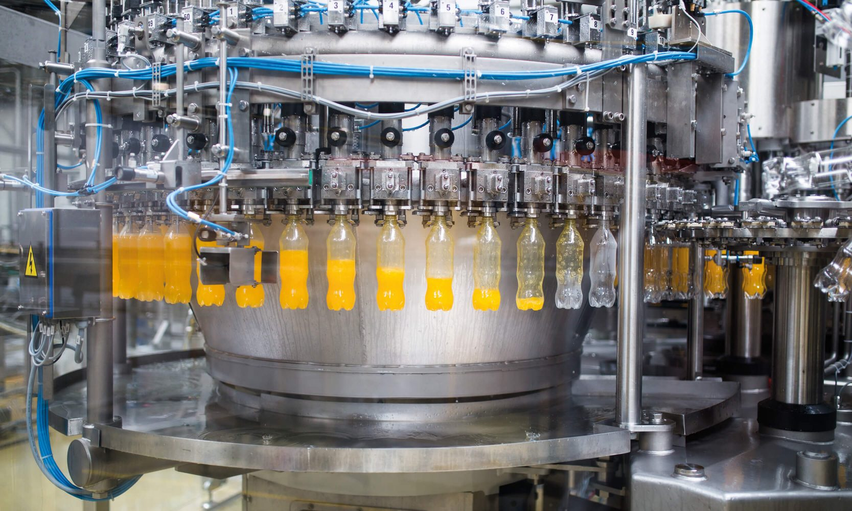 Case Study - Britvic - Fileder Filter Systems